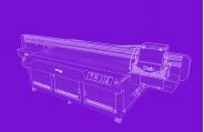 LED UV 喷印机