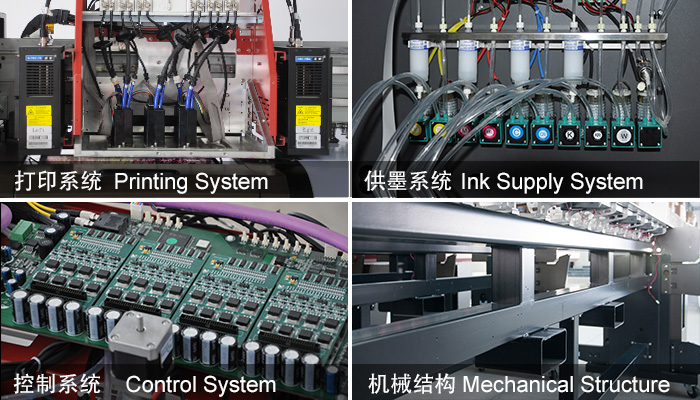 喷绘设备的四大系统